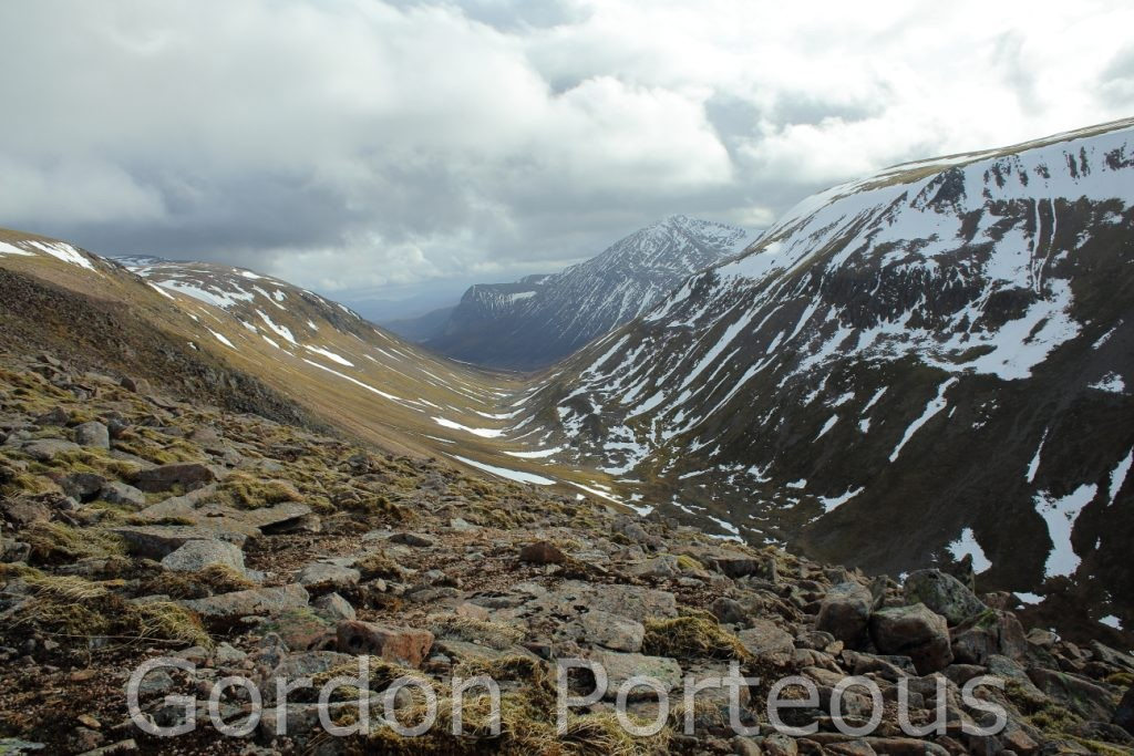 Mountain top (Cairngorms)